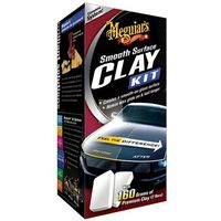 Meguiar's - Smooth Surface Clay KIT do glinkowania