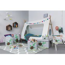 Lassig - Organizer z rączką na akcesoria Wildlife Żółw - produkt z kategorii- Pojemniki na zabawki