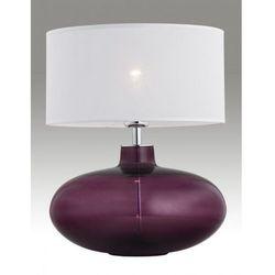 Lampa nocna 1X60W E27 SEKWANA Ametyst/Biały 3049 ARGON