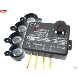 Kemo Odstraszacz ultradźwiękowy 4 x piezo m094n