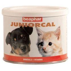 junior cal preparat wapniowy dla zwierząt wyprodukowany przez Beaphar