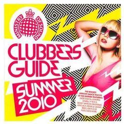 Clubbers Guide Summer 2010 - Ministry Of Sound, towar z kategorii: Pozostała muzyka