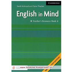 English in Mind 2, Uaktualnione Wydanie Egzaminacyjne, Teacher's Resource Book, pozycja wydana w roku: 2012