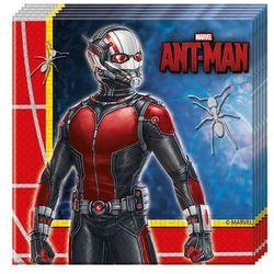 Serwetki urodzinowe Ant-Man - 33 cm - 20 szt.