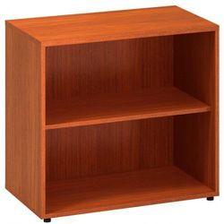 Szafa dostawna Classic bez drzwi, 800 x 450 x 742 mm, czereśnia