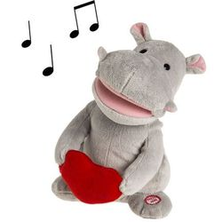 Smiki, Hipopotam Gloria, zabawka interaktywna od Smyk