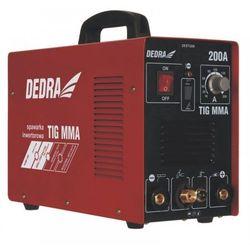 SPAWARKA INWERTOROWA DEDRA DESTi200 TIG/MMA 200A EWIMAX (5902628760562)