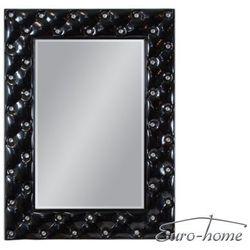 Lustro wiszące Deco 88x120 - czarny, 80893