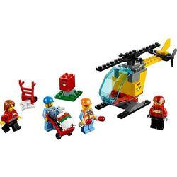 City LOTNISKO 60100 marki Lego z kategorii: klocki dla dzieci