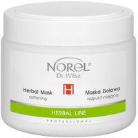 herbal mask softening rozpulchniająca maska ziołowa (pn216) marki Norel (dr wilsz)