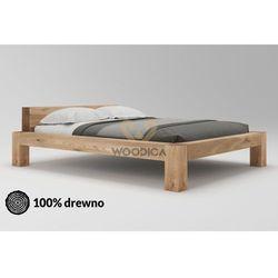 Łóżko dębowe Syringa 03 120x200