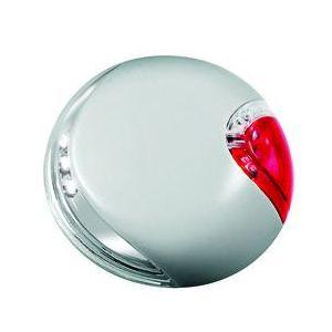 Smycz dla psa Flexi Vario S czerwona, 8 m - Lampka LED-Lighting-System, FL-0593