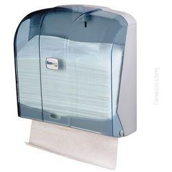 podajnik ręczników papierowych w odcinkach zz jet, marki Faneco