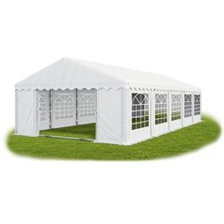 Namiot 6x10x2, Wzmocniony Pawilon ogrodowy, SUMMER PLUS/ 60m2 - 6m x 10m x 2m