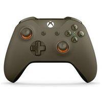 Microsoft Kontroler bezprzewodowy  wl3-00036 wojskowy zielony do xbox one (0889842161182)