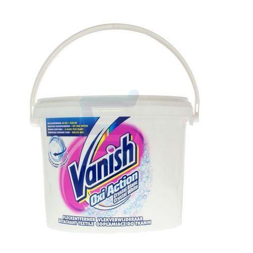 Vanish Oxi Action odplamiacz crystal white proszek 2,4 kg