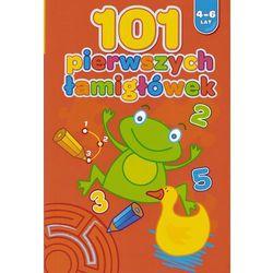 101 Pierwszych Łamigłówek 4-6 Lat, rok wydania (2012)