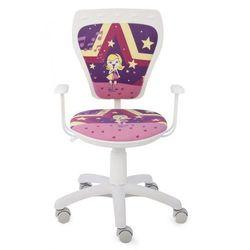 Krzesło Ministyle White Super Star