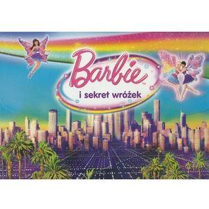 Tim film studio Barbie i sekret wróżek dvd - megapack a4