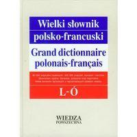 Wielki słownik polsko-francuski tom 2 L-Ó, książka z kategorii Encyklopedie i słowniki