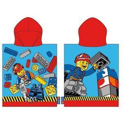LEGO KLOCKI CITY HEROES RĘCZNIK PONCZO PONCHO, 3061