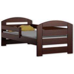 Łóżko dziecięce pojedyncze Cami Plus 180x80