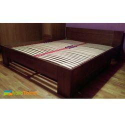 ŁÓŻKO BUKOWE IWA 200x160 (łóżko)