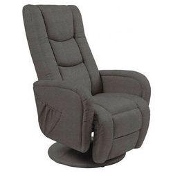Fotel masujący Litos 2X - popielaty, V-CH-PULSAR_2-FOT-POPIELATY