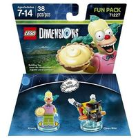 LEGO DIMENSIONS - SIMPSONS FUN PACK 71227 - KRUSTY