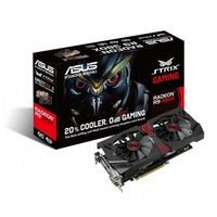 Asus Radeon R9 380X 4GB DDR5 256BIT 2DVI/HDMI/DP 1.2