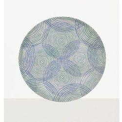 Urban Nature Culture UNC talerz bambusowy Colourful circles 104747, 104747