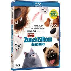 Sekretne życie zwierzaków domowych. Blu-Ray