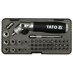 Zestaw wkrętaków YATO YT-2806