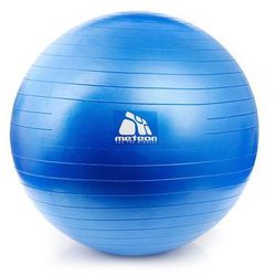 Piłka fitness z pompką Meteor 65 cm / Dostawa w 12h / Gwarancja 24m / NEGOCJUJ CENĘ ! - sprawdź w wybranym sklepie