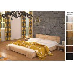 łóżko drewniane berlin 200 x 200 marki Frankhauer