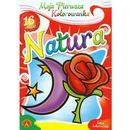 Moja pierwsza kolorowanka natura - praca zbiorowa - dla ciebie 5% taniej - skorzystaj z kuponu ij5o836q marki Alexander