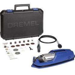 Mini szlifierka  3000-1/25, f0133000jp, 130 w, zestaw akcesoriów, w walizce, marki Dremel