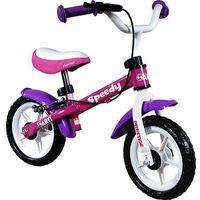 Rowerek biegowy ARTI SPEEDY M /różowo - fioletowy/