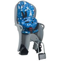 fotelik rowerowy kiss+kask blue 48-52 marki Hamax