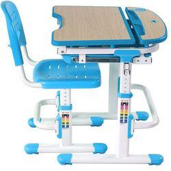 Sorriso Blue - Ergonomiczne, regulowane biurko dziecięce + krzesełko FunDesk - ZŁAP RABAT: KOD30, FD-SO