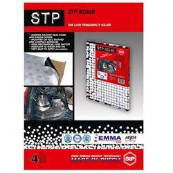 STP BOMB 4,5mm mata antywibracyjna - produkt z kategorii- Maty wygłuszające do samochodu