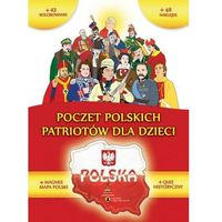 POCZET POLSKICH PATRIOTÓW DLA DZIECI - Opracowanie zbiorowe (9788380770195)