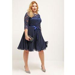 Swing Curve Sukienka koktajlowa dark blue, czarny w 7 rozmiarach