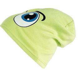 Czapka Dziecięca Bawełna Oczy beanie krasnal ciamajda - CD06-5 z kategorii czapki i nakrycia głowy dla dzie