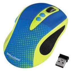 Hama Knallbunt 2.0, żółta z kategorii Myszy, trackballe i wskaźniki