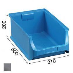 Warsztatowe pojemniki z tworzywa sztucznego - 310 x 500 x 200 mm (4005187562255)