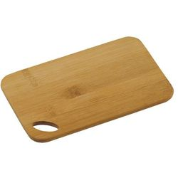 Kesper Deska do krojenia z drewna bambusowego, deska do krojenia, gruba deska do krojenia, bambusowa deska do krojenia, akcesoria kuchenne,