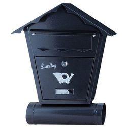 Skrzynka pocztowa Domek (5906711204285)