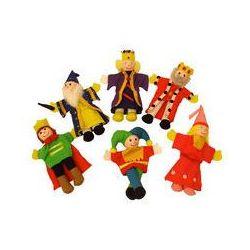 Królewski Zestaw - Pacynki - Bigjigs Toys Ltd