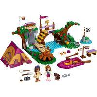 Lego FRIENDS Spływ pontonem (adventure camp rafting) 41121